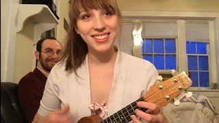 """Gambar cover Valentine's Ukulele Special: """"Lava"""" by James Ford Murphy, Kuana Torres Kahele, and Napua Greig"""
