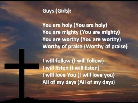 You are Holy (Prince of Peace) - Michael W. Smith