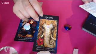 Oracle Card Reading July 1-7, 2019 Pick A Card 1-2-3 General Reading