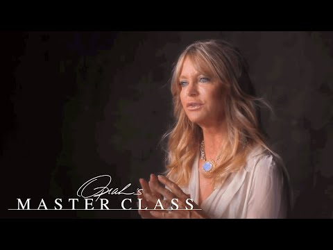 Mythology Helps Goldie Hawn Learn To Let Go | Oprah's Master Class | Oprah Winfrey Network