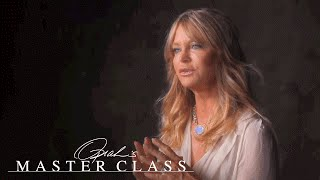 Mythology Helps Goldie Hawn Learn to Let Go - Oprah
