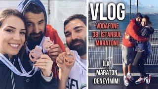 VLOG - 38. İstanbul Maratonu - İlk Maraton Deneyimi