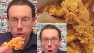 Popeyes Smoky Garlic Chile Chicken Review