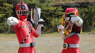 2015年1月17日(土)公開 Japanese movie Ressha Sentai Tokkyuja tai K...