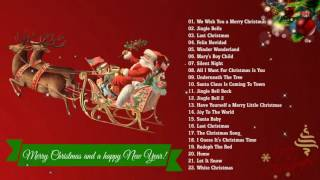 Best Christmas songs of All Time   30 Greatest Christmas Songs 2016
