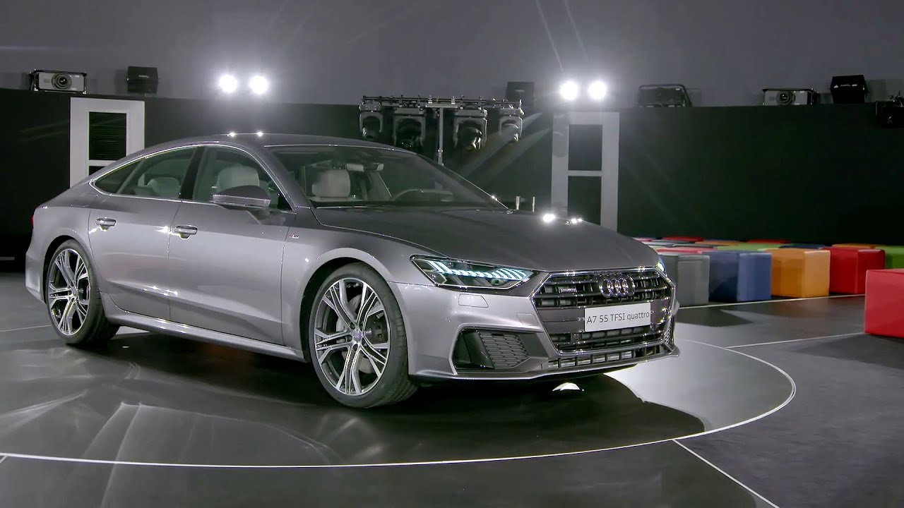 2018 audi a7 sportback interviews youtube. Black Bedroom Furniture Sets. Home Design Ideas