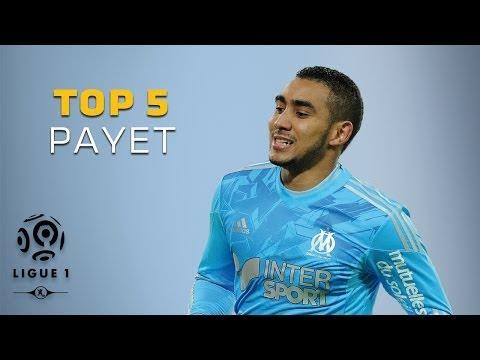 Dimitri Payet - Top 5 Goals - Ligue 1