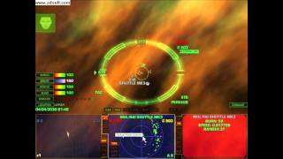 Universal Combat Massive Space Battle