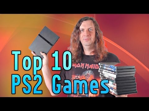 Top 10 PlayStation 2 / PS2 Games