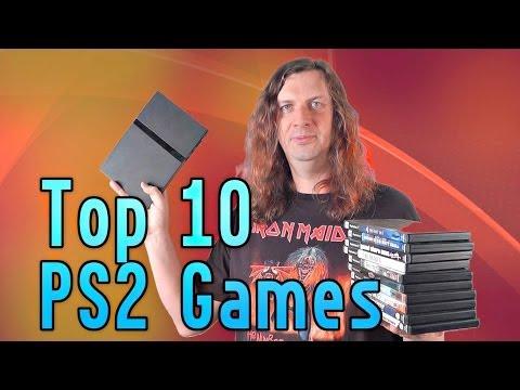 Top 10 PlayStation 2 / PS2 Games