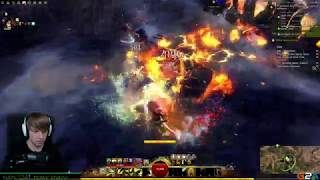 OBOZY BALTHAZARA / HISTORIA 3 - Guild Wars 2