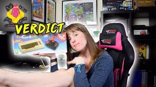 C64 Mini - Is the Commodore 64 Mini worth £64 99? | Retro Game Hardware Review | TheGebs24