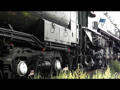 Vintage train to stop at 'Strasburg Video #4