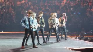 Video KCON France 2016 - BTS - I Need U download MP3, 3GP, MP4, WEBM, AVI, FLV Agustus 2018