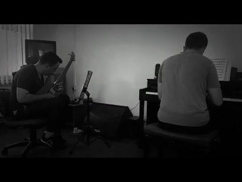 Sting-Shape Of My Heart ( Bass Guitar And Piano Cover)