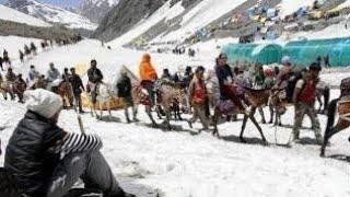 Amarnath Yatra via Pahalgam 2019 Part 02