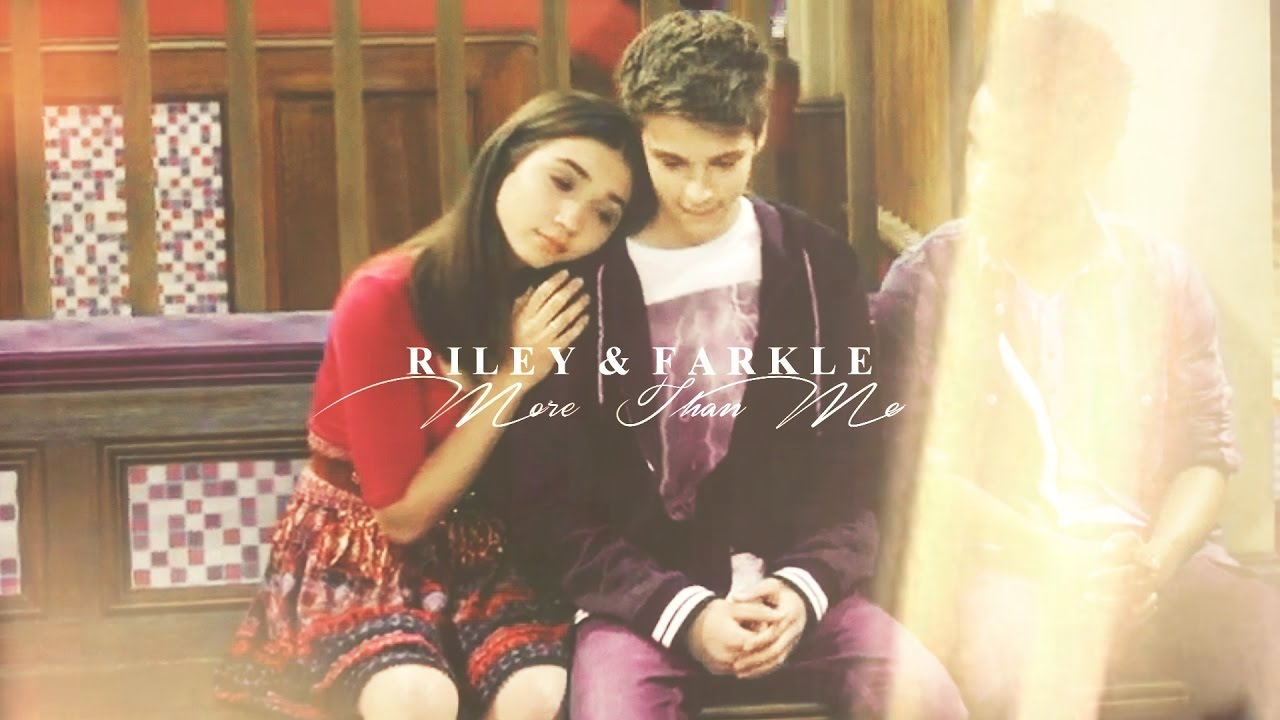 farkle and riley relationship with god