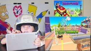 [APPLI] THRILL RUSH un parc d'attractions DINGUE ! - Studio Bubble Tea Gaming