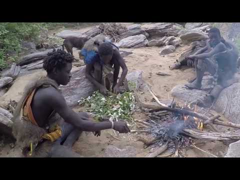 Hadzabe Tribe Movie