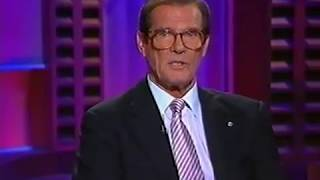 Roger Moore interview (Clive Anderson All Talk, 1996)