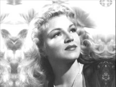 "Claire Trevor as ""Mildred Pierce"" {4} Live Radio Performance"