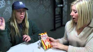 AMERICANS TRY FILIPINO SNACKS - HEY JOE SHOW