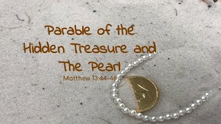 Parable of Hidden Treasure and Pearl