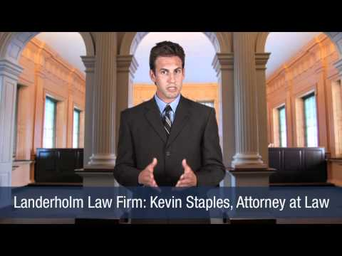 Landerholm Law Firm: Kevin Staples – Vancouver, WA Personal Injury Attorney