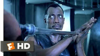 Blade 2 (2/3) Movie CLIP - Reinhardt Gets Split (2002) HD