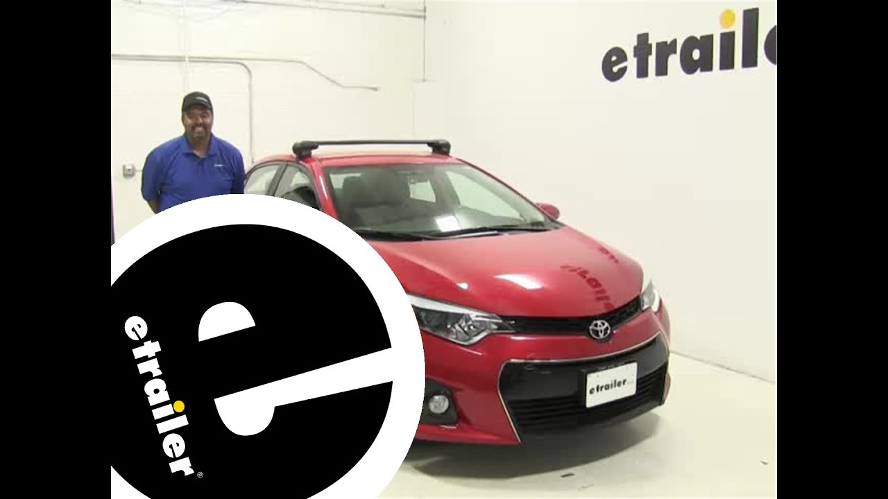 review inno roof rack 2014 toyota corolla inxb100 2 ...