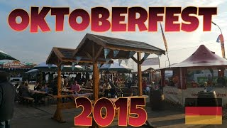 Oktoberfest 2015. Пивной фестиваль в Германии/ Германия Julia Sonnenschein(Oktoberfest - крупное народное гуляние, которое считается одним из самых знаменитых фестивалей в мире., 2015-10-09T22:07:27.000Z)