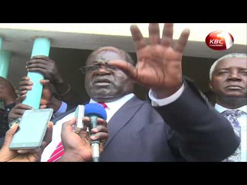Homabay Governor Cyprian Awiti to appeal court decision