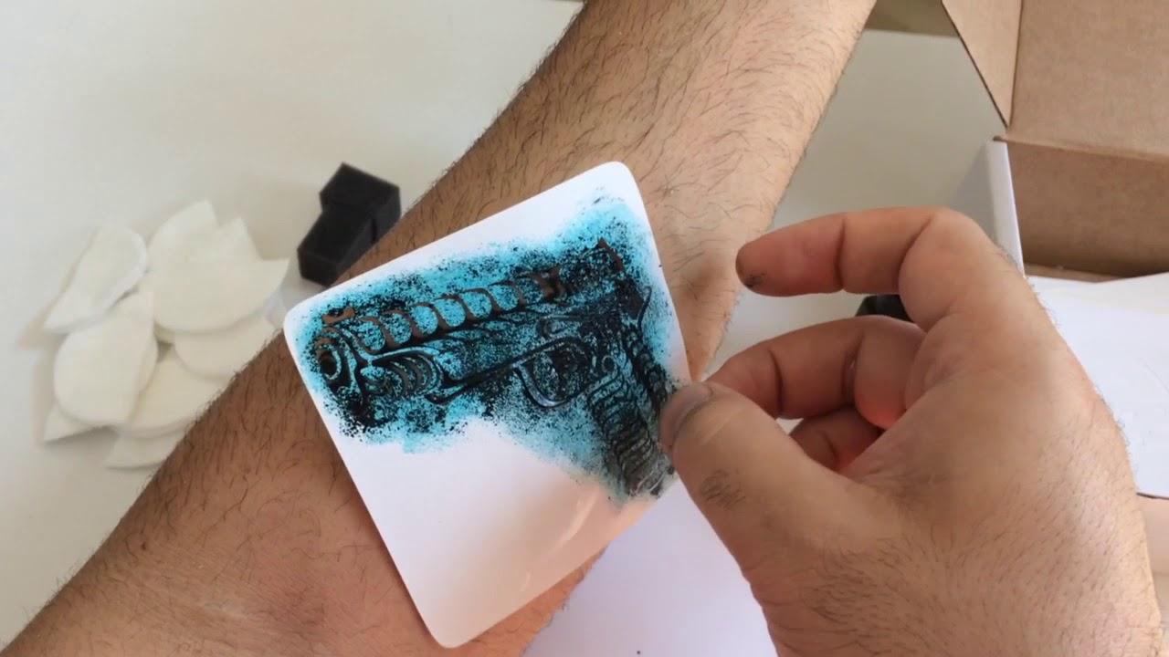 Geçici Dövme Nasıl Çıkar