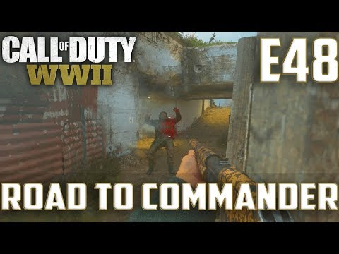 Call Of Duty World War 2(RTC)PS4 Ep.48-TDM On Pointe Du Hoc,Aachen(Bar,Type 100 Gameplay)