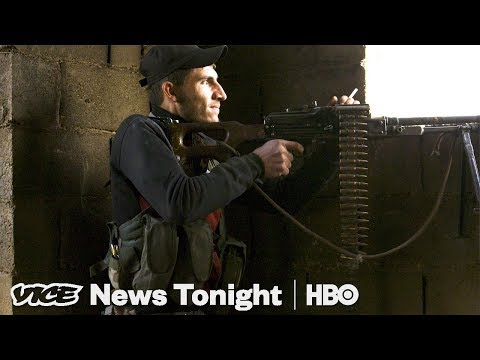 ISIS's Last Fight & Lifesize Mourning: VICE News Tonight Full Episode (HBO)