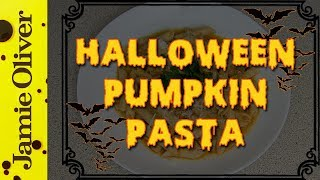 Halloween Pumpkin Pasta | Eat It!