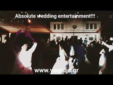 Your Djs | Wedding party | Absolute wedding entertainment
