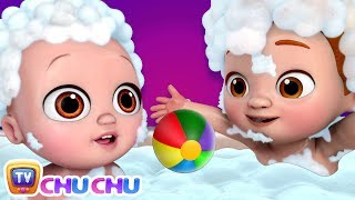 Bath Song 2 - ChuChu TV Nursery Rhymes & Kids Songs