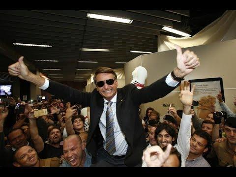 Famosos apoiam Bolsonaro