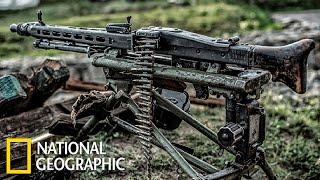 Боевая техника: Пулемет / Machine Gun  | Документальный фильм про пулемёты