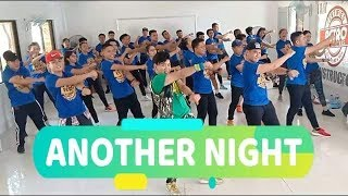 ANOTHER NIGHT by REAL McCOY | RETROFITNESSPH | Retro King Bennie Almonte