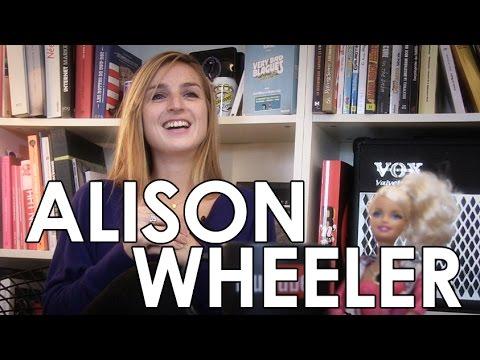 Alison Wheeler nouvelle miss météo Canal+ !