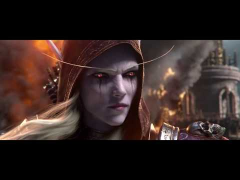 World of Warcraft Battle for Azeroth / Rammstein Sonne