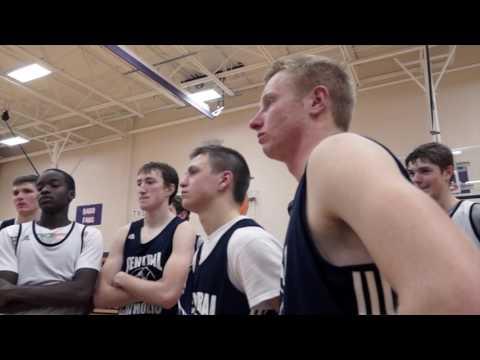 """The Season"" - 2016 Grand Island Central Catholic Basketball"