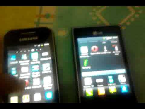 LG Optimus L3 vs. L3 II, comparaison au MWC 2013