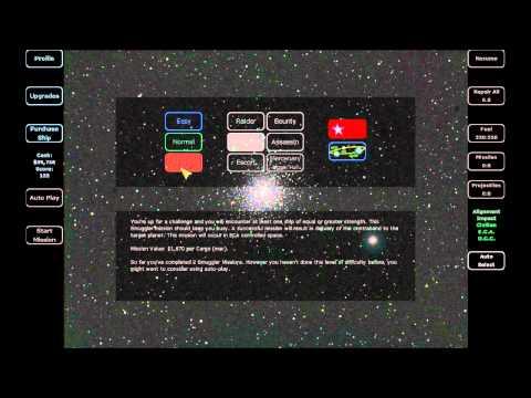 Galactic Patrol Pirates - T05 - Smuggler Mission.wmv