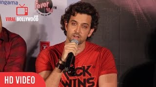 Hrithik Roshan Full Speech | Dheere Dheere Se Meri Zindagi Me Aana Remix