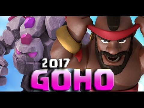 How To GOHO TH9 3 STAR ATTACK STRATEGY 2017 | How to Use It | Clash of Clans