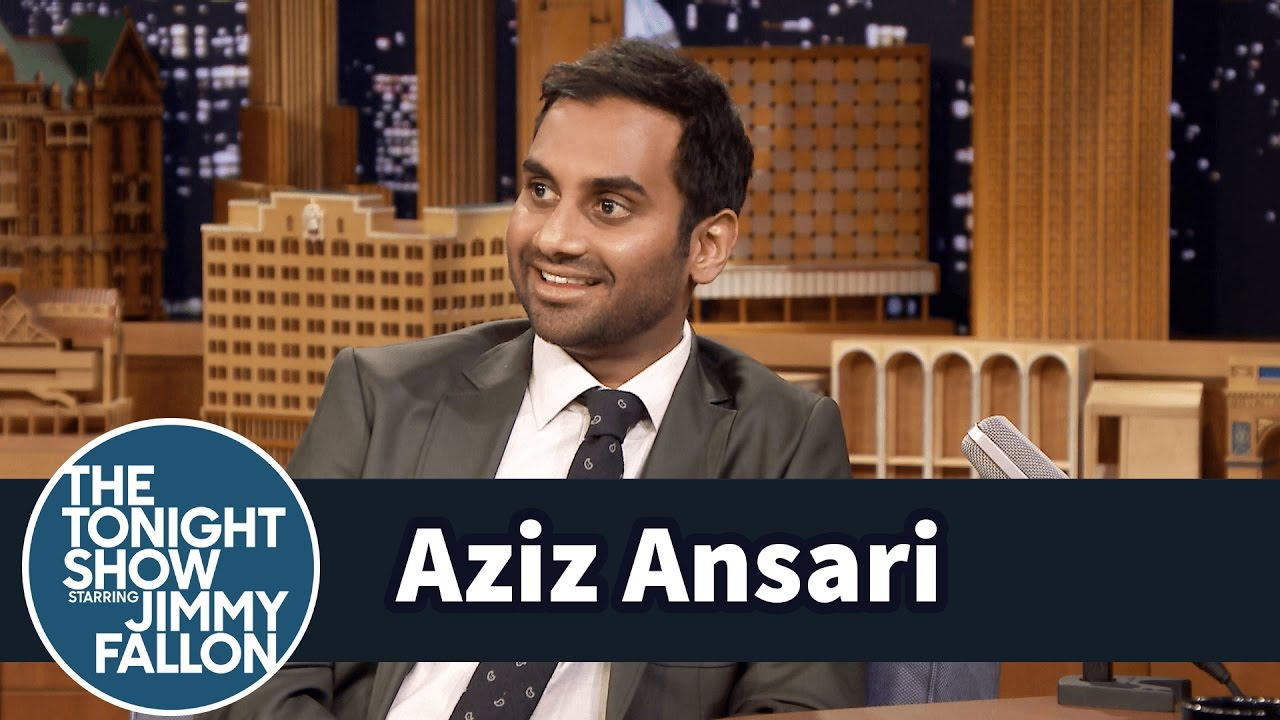 Aziz ansari online Dating-Zeit