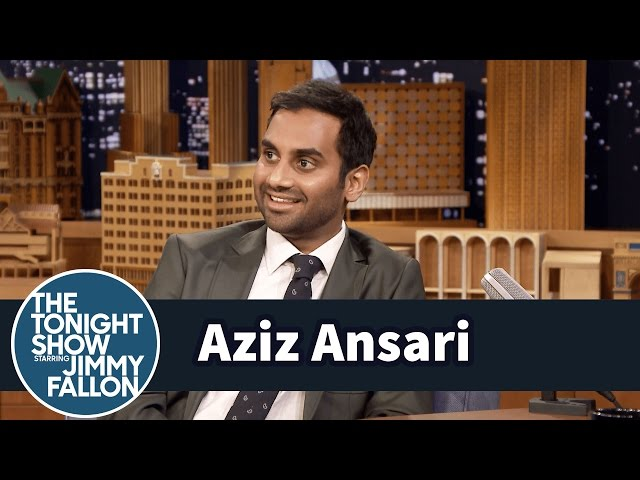 Aziz Ansari Is Donald Trump's Favorite Comedian